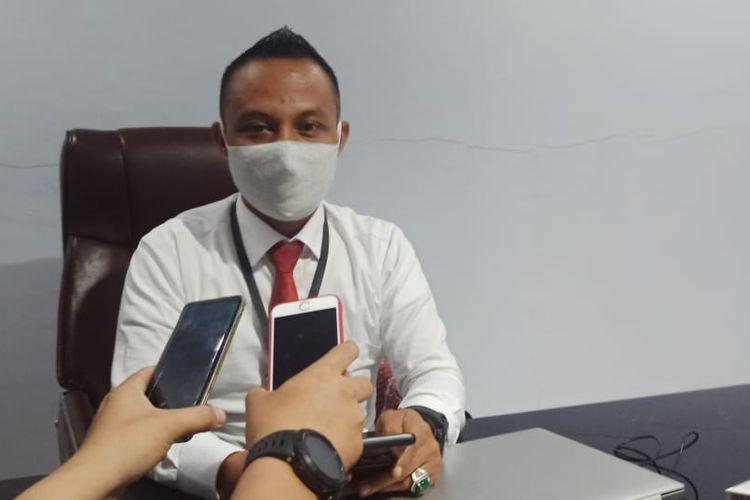 Kanit Tipidter Satreskrim Polres Bulukumba Aipda Ahmad Fatir