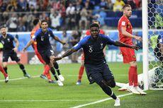 Hasil Semifinal Piala Dunia 2018, Perancis Vs Kroasia di Final