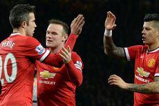 Robin van Persie Ungkap Makna Nomor Punggung 20 di Man United