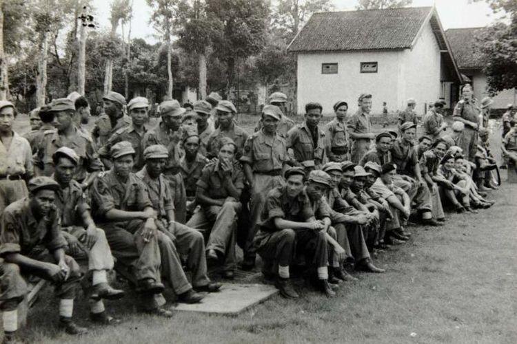 Pasukan NICA 1947.
