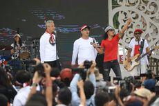 Slank Persembahkan 9 Lagu Saat Konser Kebangsaan di Semarang