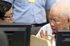 Tahanan Khmer Merah Dipaksa Kuburkan 12.000 Tengkorak