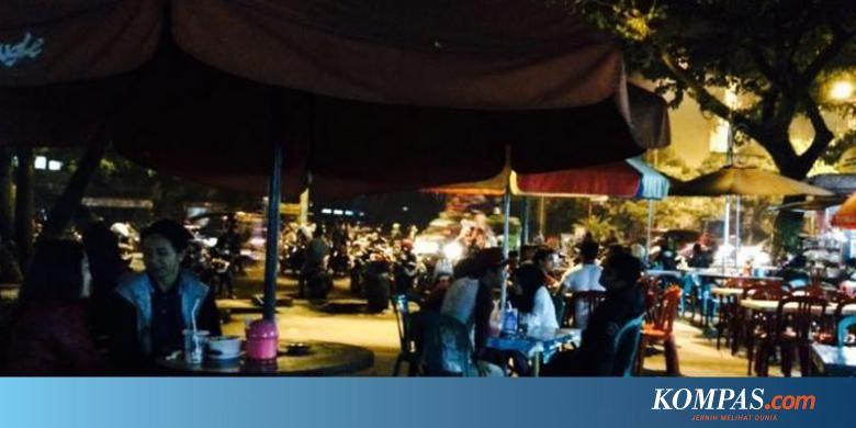 Ini Tiga Lokasi Menikmati Wisata Malam Di Kota Bogor Halaman All