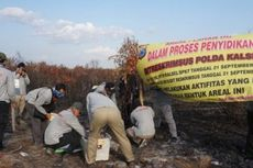 Tahun Ini, 4 Perusahaan Asing Milik Malaysia dan Singapura Jadi Tersangka Kebakaran Hutan