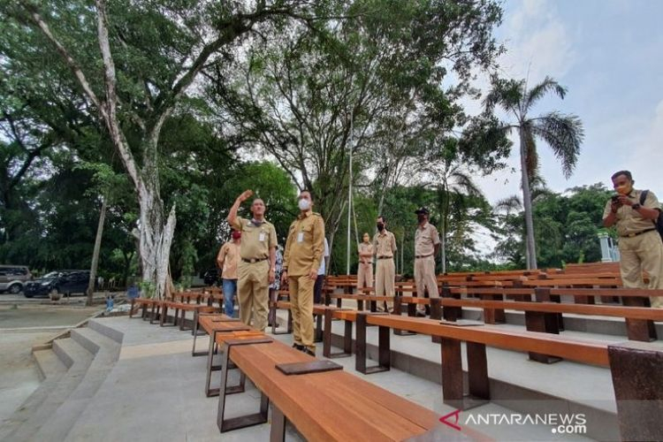 Taman Hiburan Rakyat (THR) Batang