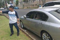 Kaca Mobil Dipecah Maling, Rico Ceper Kehilangan Tas dan Isinya Seharga Rp 14 Juta
