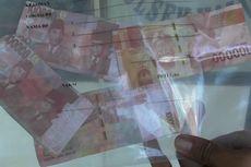 Belanjakan Uang Palsu di Pasar Bendungan Wates, Perempuan Paruh Baya Ditangkap