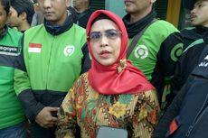 Siti Nur Aziah Dekati Komunitas Ojol untuk Hadapi Pilkada Tangsel