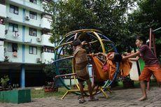 Pemkot Jakpus Isyaratkan Segera Buka Taman Kota dan RPTRA
