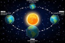 2 Fenomena Langit Hari Ini: Solstis dan Konjungsi Agung Jupiter-Saturnus