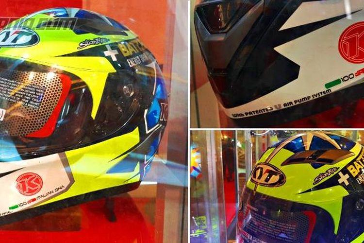 Helm KYT Aleix Espargaro