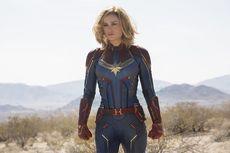 Disney Mulai Garap Sekuel Captain Marvel