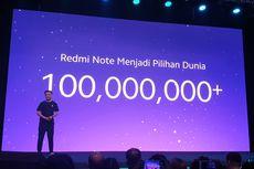 Xiaomi Klaim Pengiriman Redmi Note Tembus 100 Juta Unit