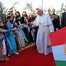 Gelar Misa Terakhir di Irak Sebelum Pulang, Ini Ucapan Paus Fransiskus