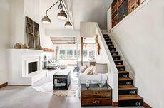 Intip 4 Inspirasi Desain Tangga Rumah, Bisa Jadi Spot Ngezoom