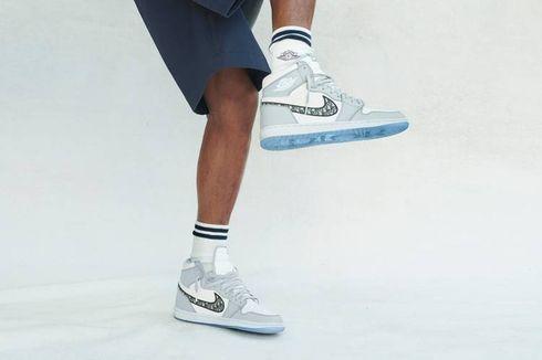 Air Jordan 1 x Dior Sukses Menjangkau Generasi Muda, Apa Sebabnya?