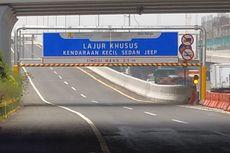 November Tol Layang Japek Mulai Bertarif, Besarannya Rp 20.000