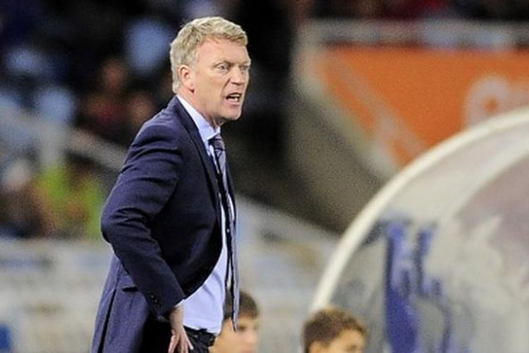 Pelatih West Ham, David Moyes