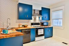 Kombinasi Warna Cat Terbaik untuk Dapur Kecil agar Tampak Lebih Luas
