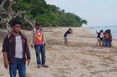 Cantiknya Pesona Pantai Doreng di Sikka Flores yang Masih Perawan