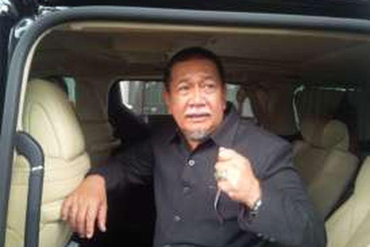 Wakil Gubernur Jawa Barat, Deddy Mizwar.
