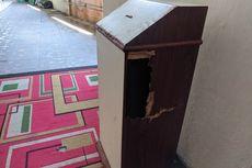 Pencuri Beraksi di Mushala Sunter Agung, Kotak Amal Dibuang di Taman BMW