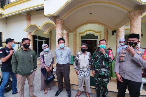 Saat Roni Berbesar Hati Maafkan dan Minta Pemuda Arogan di Masjid Bekasi Jadi Duta Masker