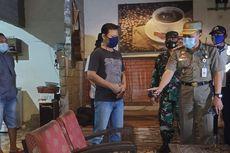 Operasi Yustisi, Pemilik Warkop Ngamuk Nyaris Tabrak Petugas dengan Mobil