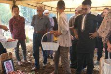 Sebelum Meninggal Rudy Wowor Tepati Janji Saksikan Pernikahan Anaknya
