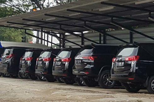 Cerita Pengusaha Rental Mobil di Tangsel, Pendapatan Merosot 95 Persen Saat Pandemi Covid-19
