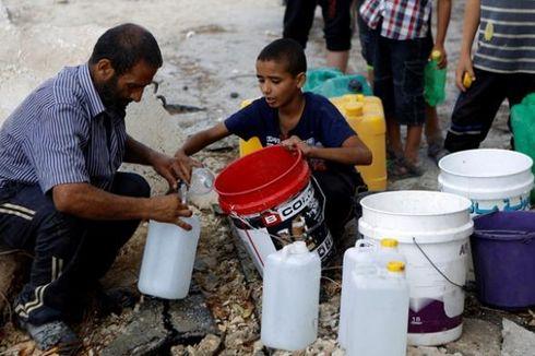 Israel dan Hamas Sepakati Gencatan Senjata Lima Hari