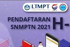 H-3 Pendaftaran SNMPTN 2021, Ini yang Boleh Mendaftar