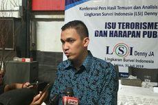 Survei LSI: Penilaian Kondisi Pemerintahan Memburuk Tak Dipengaruhi Dukungan Politik