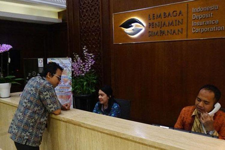 Lembaga Penjamin Simpanan (LPS).