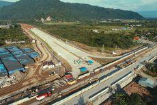 Terkendala Lahan, Progres Tol Padang-Sicincin Baru 18 Persen