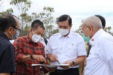 Luhut: Tol Tebing Tinggi Buka Desember, Parapat-Kualanamu Cuma 1,5 Jam