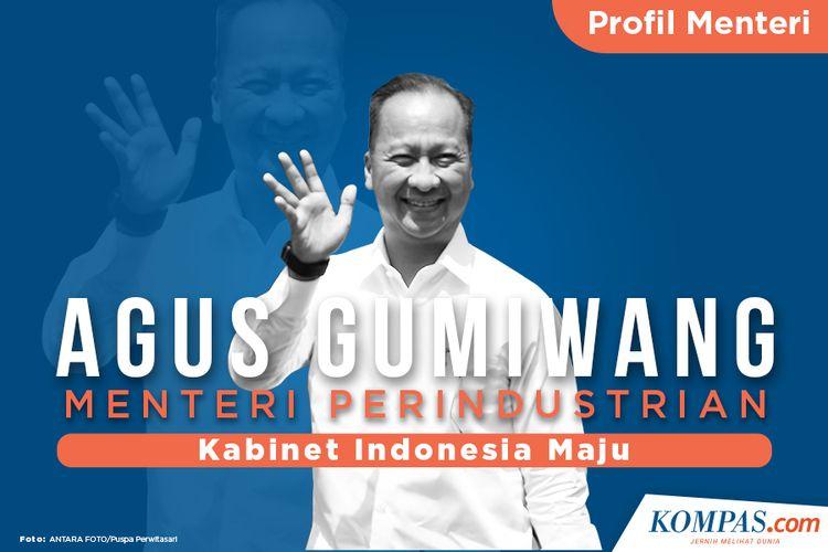Profil Menteri, Agus Gumiwang Menteri Perindustrian