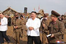 Kim Jong Un Puji Tentara Korut sebagai Pembangun Negeri Dongeng