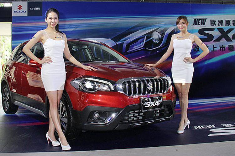 Suzuki SX4 Facelift Taiwan