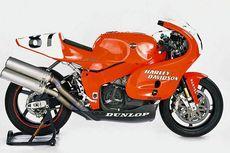 Melirik VR1000, Motor Sport Harley-Davidson Era 1990-an