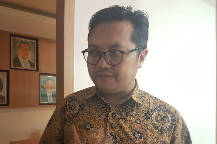 Pakar analitika media sosial dan digital dari Universitas Islam Indonesia (UII), Ismail Fahmi.
