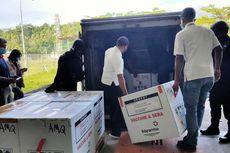 15.120 Dosis Vaksin Covid-19 untuk Provinsi Maluku Tiba di Ambon
