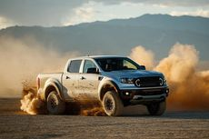 Ford Ranger RTR Dibikin Kekar dengan Ubahan Kaki