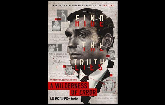 Sinopsis A Wilderness of Error, Kisah Pembunuhan oleh Dokter Tentara