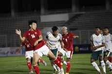 Timnas U23 Indonesia Vs Tira Persikabo, Shin Tae-yong Sebut Kekurangan Garuda Muda
