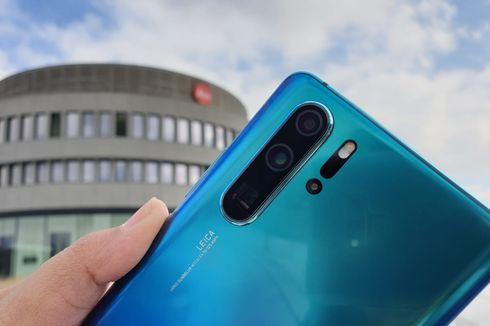 Melihat Hasil Jepretan Kamera Zoom 5x Huawei P30 Pro