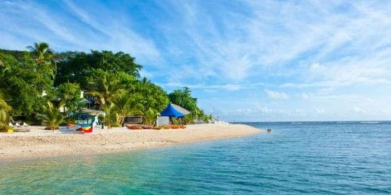 Salah satu sudut Vanuatu.