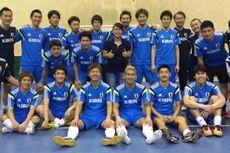 Jepang Pertahankan Titel Jawara Futsal se-Asia