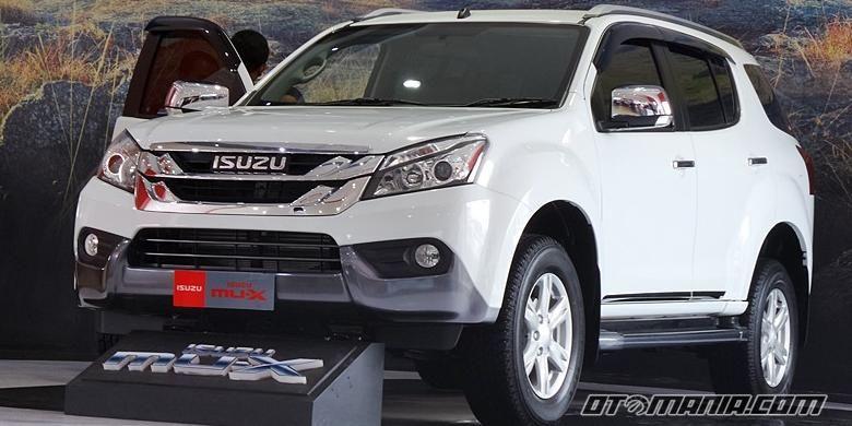 SUV Diesel Isuzu MU-X
