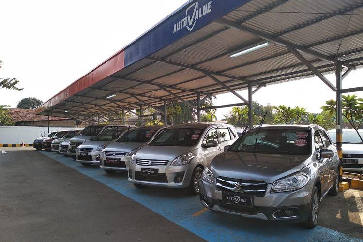 Suzuki Auto Value adalah jaminan servis mobil bekas